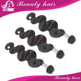 o cabelo de 6A Ombre tece extensões macias brasileiras brasileiras do cabelo humano dos pacotes 2or3tone do Weave do cabelo da onda 3PCS Ombre do corpo do cabelo do Virgin