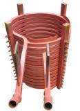 Inducción eléctrica de fusión del horno de hierro aluminio
