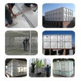 Réservoir de stockage de l'eau de GRP FRP avec l'isolation thermique