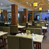 Houder van het Menu van de Lijst van het restaurant de Plastic met Grootte A4/A5/A6