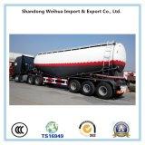 반 45m3 Fuwa 차축을%s 가진 대량 시멘트 유조 트럭 트레일러