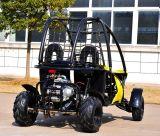 4 عربة ذو عجلات يذهب غاز كهربائيّة [كرت] عربة صغيرة لأنّ يزرع ([كد] [110غكت-2])