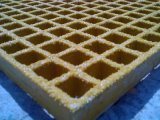 FRP Grating 38*38*38mm (Fiberglassの網)