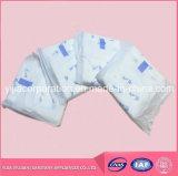 100% algodón almohadillas sanitarias ultra finas