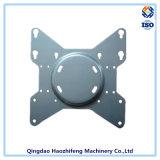Peça de perfuração de chapa metálica para caixa de velocidades e trator