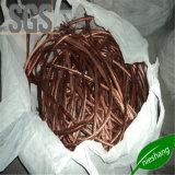 99.99% Sucata de cobre do cobre da sucata do fio de cobre de Millberry