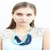 Neues Entwurfs-Harz bördelt Form-Halsketten-Schmucksachen