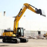 Sany Sy215 motore idraulico della terra dell'escavatore del cingolo medio di 21.5 T