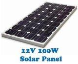 panneau solaire 100W pour le réverbère solaire