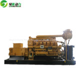 Generatori del metano del biogas utilizzati nella centrale elettrica del biogas