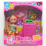 Bambola di bellezza con la caramella (130817)