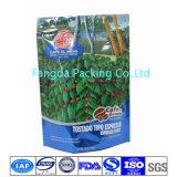 Gemetalliseerd FDA/Zak de Zilveren van het Voedsel (noten/droge vruchten/koffie)