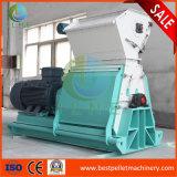 máquina de esmagamento de madeira da alimentação do Pulverizer do moinho de martelo 1-5t