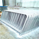 2100*1100mm Hot Dipped Galvanized Crowd Control Barrier
