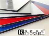 Wall Cladding를 위한 다색 Aluminum Composite Panel