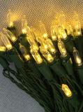 고품질 Promformance (LW100)를 가진 황금 온난한 백색 색깔에 있는 LED 끈 빛