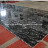 Blanco/negro/verde/mármol de piedra natural gris para el azulejo y la losa, el solar/azulejo de la pared