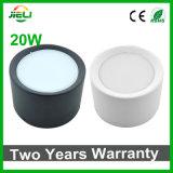 Buena calidad 20W SMD5730 LED Downlight con la pintura blanca/negra