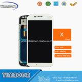 Motorola Moto X力Xt1585 Xt1580のタッチ画面のための携帯電話LCD