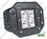 lumière chaude automatique de travail de la vente LED de la lumière 16W de travail de 10V-30V LED