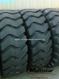 Neumático diagonal 20.5-25 del neumático OTR del cargador del neumático de la excavadora 23.5-25 26.5-25 E3/L3