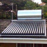 コンパクトなヒートパイプの太陽給湯装置システム