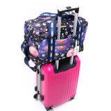 Saco popular feito sob encomenda do organizador da bagagem do desengate do saco de viagem