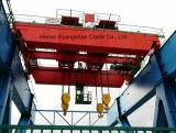 QDのモデル二重ガード橋クレーン