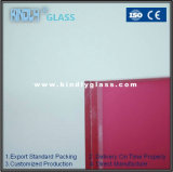 33.1 rode Laminated Glass met Ce
