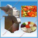 Fritadeira automática de frutas e vegetais cortador com co