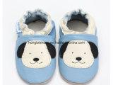 Ботинки младенца голубой обезьяны подлинные