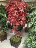 레몬 나무 구 112130854의 인공적인 플랜트 그리고 꽃