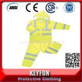 chaleco reflexivo de la alta seguridad de la visibilidad de la seguridad de los 3m para el adulto/los kits