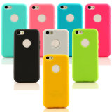Tocco Screen TPU Flip Cover Caso per il iPhone 5s