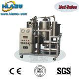 Dispositivo usado elevada precisão do purificador de petróleo vegetal do aço inoxidável