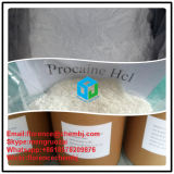 99.9%プロカイン塩酸塩のプロカインHClローカルAnethesiaの白いプロカインの水晶