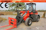 CE Articulated Loader di Everun 2 Ton per Agriculture Jobs
