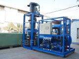 Industrielle 10 Tonnen Gefäß-Eis-Maschinen-mit PLC-Controller