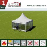 [لتست] يصمّم خيمة تضمينيّ يستعمل لأنّ خارجيّة [ودّينغ برتي] وحادث