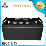 Batería profunda 12V100ah (GEL100-12) de la Sistema Solar del ciclo del gel