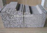 El panel de emparedado inmóvil del cemento de la máquina de moldear EPS de Tianyi