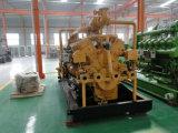 Tipo gerador de Containzer do gerador da produção combinada do CHP do poder de Shandong Lvhuan do biogás de 1MW