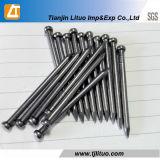 Chiodi galvanizzati del chiodino a testa laterale del ferro per la costruzione di edifici