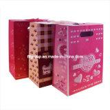 Мешки подарка популярной конструкции цветастые бумажные