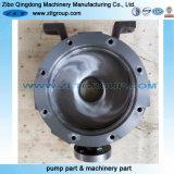 Durco Pump Stahl Kreiselpumpengehäuse mit CD4 / 316SS-Material