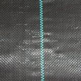 Rete fissa del limo tessuta polipropilene nero 60GSM