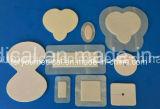 Pansement adhésif médical de mousse de silicone avec la frontière Sfd2059