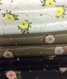 花のデザインによって印刷されるサテンの衣服ファブリック、ホーム織布