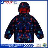 Лыжа малышей зимы теплая проложенная выстеганная одевает фабрику пальто куртки (YSJ114)