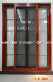 Porta deslizante exterior do alumínio de três trilhas (WJ-Alu-SD-001)